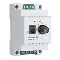 Терморегулятор для тёплого пола на DIN рейку terneo a