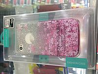 Чехол силикон FashionCase для Iphone 4/4s pink