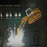 Шокирующее шоу экскаваторов, невероятная спецтехника,... - подборка видео
