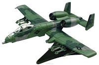 Объемный пазл Самолет A-10A  4D Master (26233)