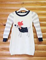Платье/туника для девочки на 2-3, 3-4 лет Турция