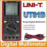 Цифровой осциллограф UNI-T UT-81B