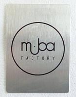 Металлическая палитра для смешивания текстур Muba factory