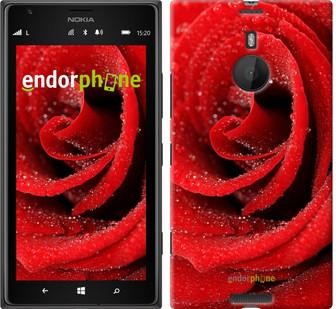 "Чехол на Nokia Lumia 1520 Красная роза ""529u-314"""