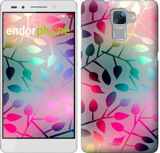 """Чехол на Huawei Honor 7 Листья """"2235u-138"""""""