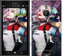 """Чехол на Nokia Lumia 1520 Отряд самоубийц """"3763u-314"""""""