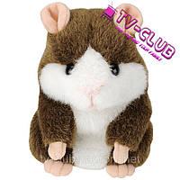 Говорящий хомяк Mimicry Pet Hamster цвет розовый