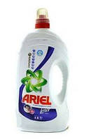Гель для стирки Ariel +Lenor 7 techonologies in 1 wash 5.65 л
