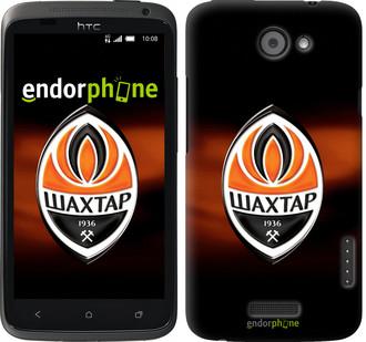 "Чехол на HTC One X Шахтёр 2 ""323c-42"""