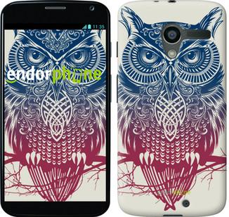 "Чехол на Motorola Moto X Сова 2 ""2726u-358"""