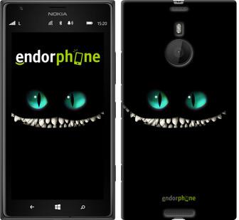 "Чехол на Nokia Lumia 1520 Чеширский кот ""689u-314"""