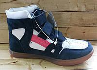 Демисезонные ботиночки для девочки размер 31-34
