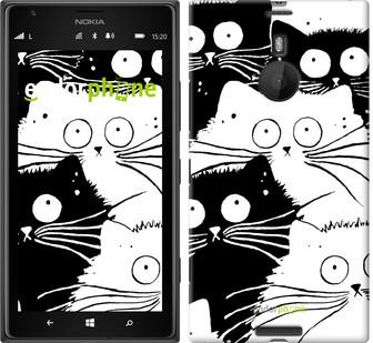 "Чехол на Nokia Lumia 1520 Коты v2 ""3565u-314"""