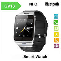 Умные часы Smart Watch GSM GV18 Black