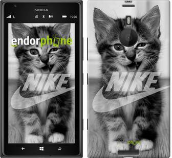 "Чехол на Nokia Lumia 1520 Спортивный котик ""2715u-314"""