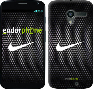 "Чехол на Motorola Moto X Nike 10 ""1028u-358"""