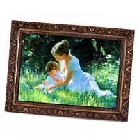 Подарок на Юбилей. Картина из шоколада с Вашим фото, фото 1