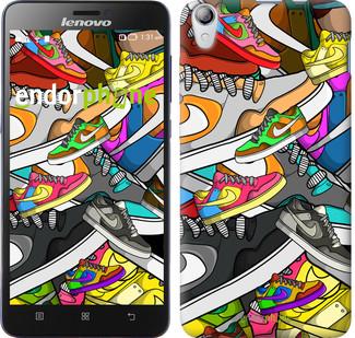 "Чехол на Lenovo P780 World of Nike ""2703u-305"""
