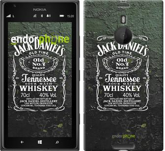 "Чехол на Nokia Lumia 1520 Whiskey Jack Daniels ""822u-314"""