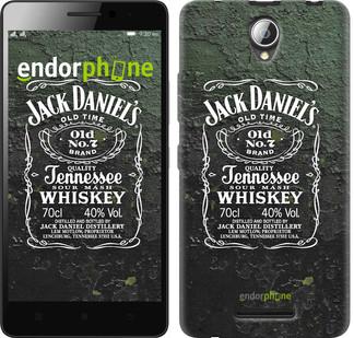 """Чехол на ZTE L110 Whiskey Jack Daniels """"822u-435"""""""