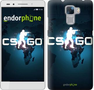 "Чехол на Huawei Honor 7 Counter-Strike: Global Offensive ""2756u-138"""