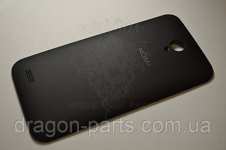 Задняя крышка  Nomi i451 Twist Черная/Black, оригинал, фото 2