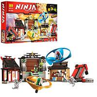 Конструктор Ninja Боевая площадка для аэроджитцу 10527 BELA