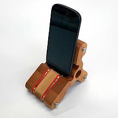 """Дизайнерская подставка """"Spline"""" для смартфона"""