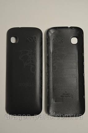 Задняя крышка  Nomi i244 черная, оригинал, фото 2