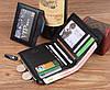 Мужской бумажник Pidengbao Brown с правником, фото 7