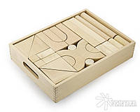 Набор строительных блоков Viga Toys 48 шт. (59166)