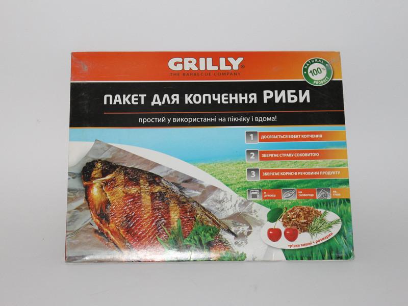 Пакет для копчения рыбы