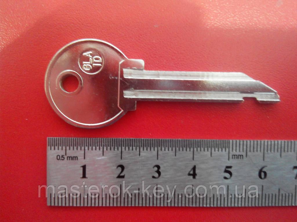 Заготовка ключа GLA-1D