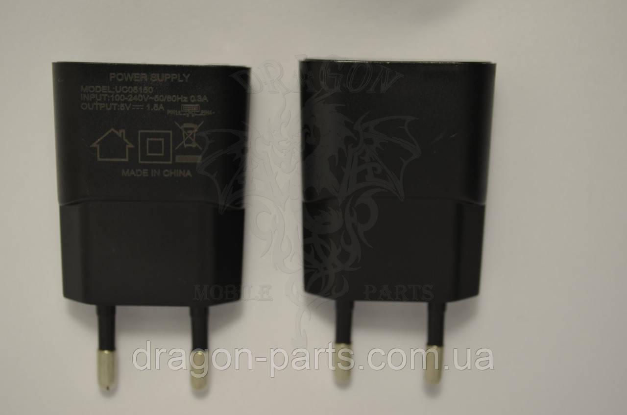 Мережевий зарядний пристрій Nomi C070020 Corsa Pro Black ,оригінал
