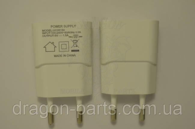 Сетевое зарядное устройство Nomi C070020 Corsa Pro White ,оригинал, фото 2