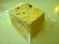 Тофу (соевый сыр) с морской капустой