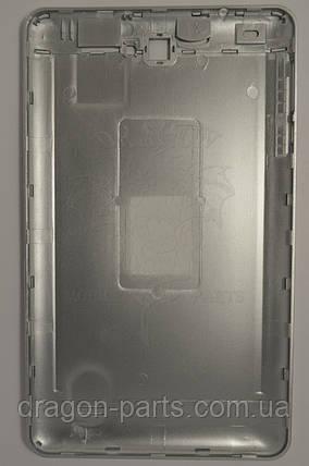 Задняя крышка (панель) Nomi C070010 Corsa Серебряная/Silver, Оригинал., фото 2