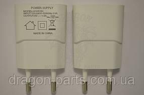 Сетевое зарядное устройство Nomi C070010 Corsa White ,оригинал