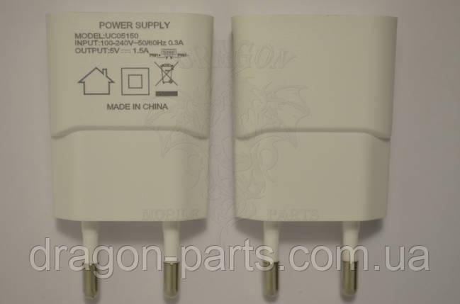 Сетевое зарядное устройство Nomi C070010 Corsa White ,оригинал, фото 2