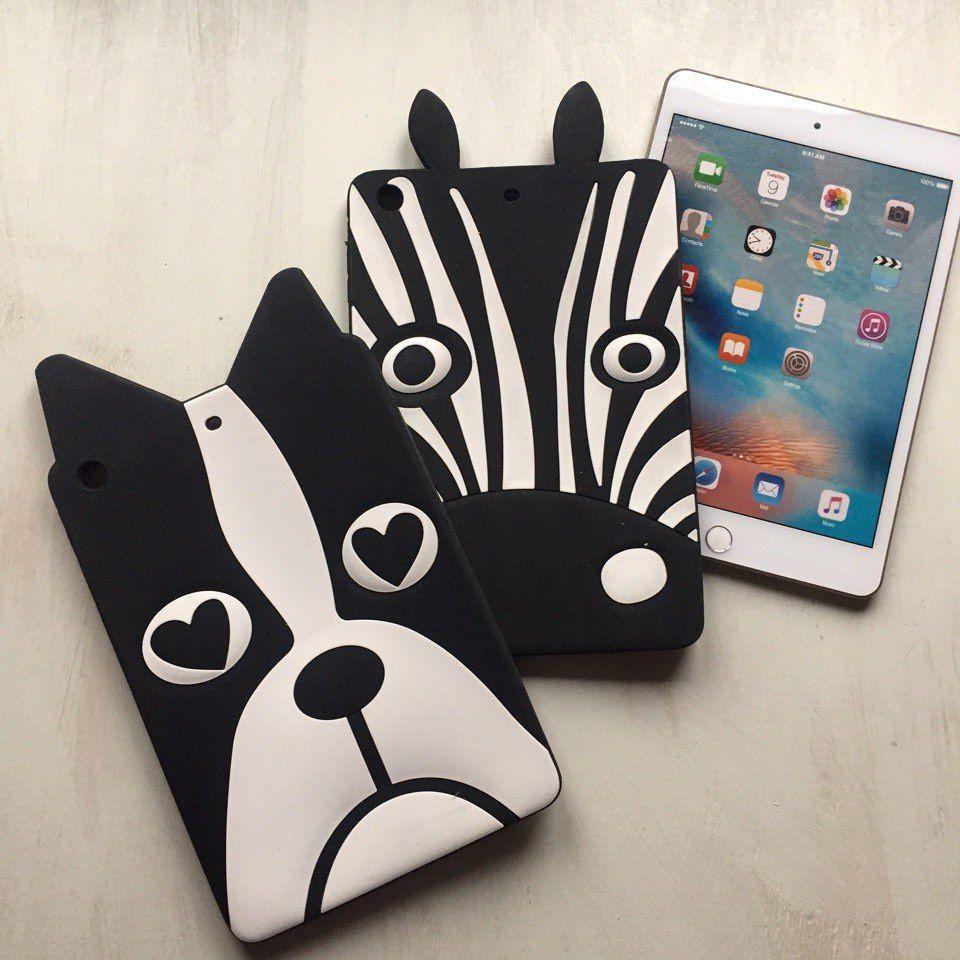 Силиконовый чехол Marc Jacobs для iPad mini 1/2/3