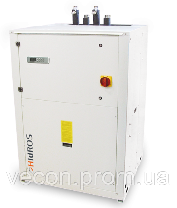 WDA-EV-070 - Охлаждаемый водой чиллер (версия без конденсатора)