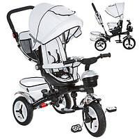 Велосипед - коляска с поворотным сиденьем оригинальные цвета M 3200-8A