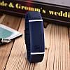 Стильные спортивные LED часы браслет. Синие., фото 3