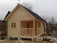 Дачные деревянные домики