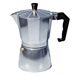 Гейзерная кофеварка Con Brio СВ6109 ,9 порций,450мл,серебро