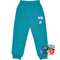 """Cпортивные трикотажные брюки """"New York Team"""" , с карманами , для детей от 11-14 лет"""