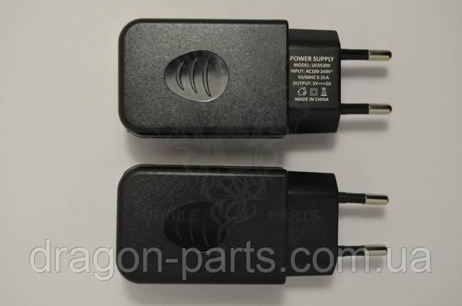Сетевое зарядное устройство Nomi C09600 Stella Black ,оригинал, фото 2