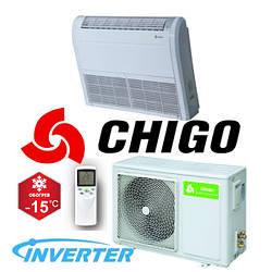 Напольно-потолочный кондиционер Chigo CUA-18HVR1/COU-18HDR1 Inverter