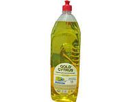Моющее средство для посуды Голд дроп Голд лимон 1,5 л.