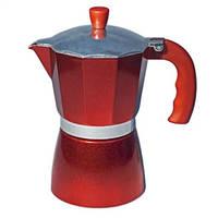 Гейзерная кофеварка Con Brio СВ-6206